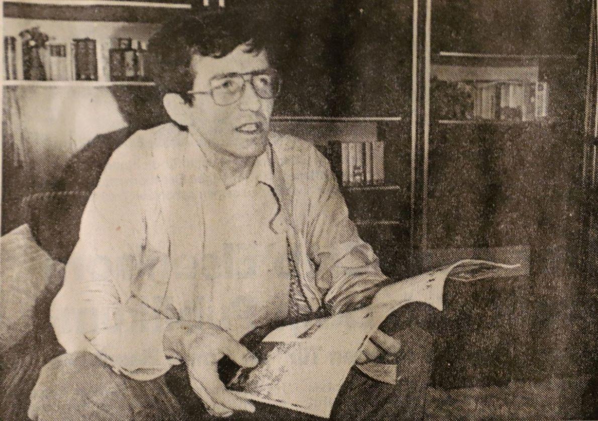 Staatsbesuch im Juni 1981.BRF-Chefredakteur Peter Thomas war kritischer Besucher und Begleiter von König Baudouin und Königin Fabiola in China. (Foto: AVZ)