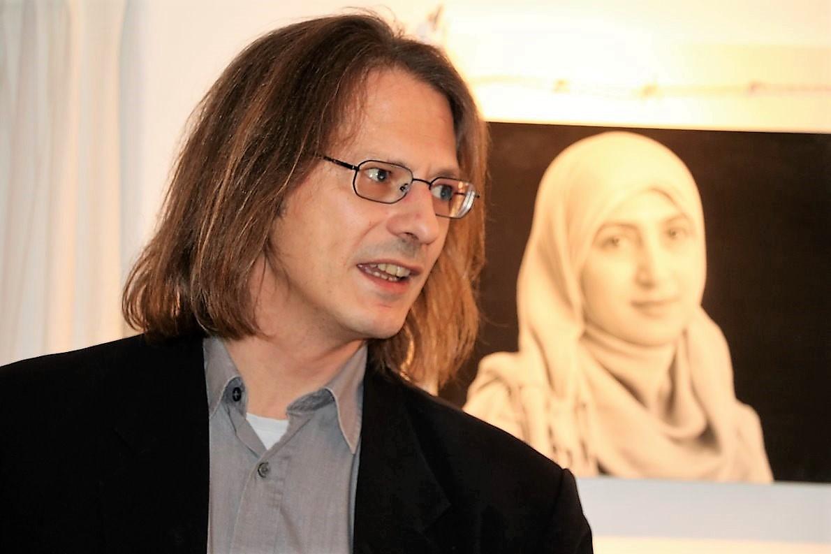 Dr. Thomas Peschel-Findeisen - Die schwarze Serie (Foto: Knut Kuckel)