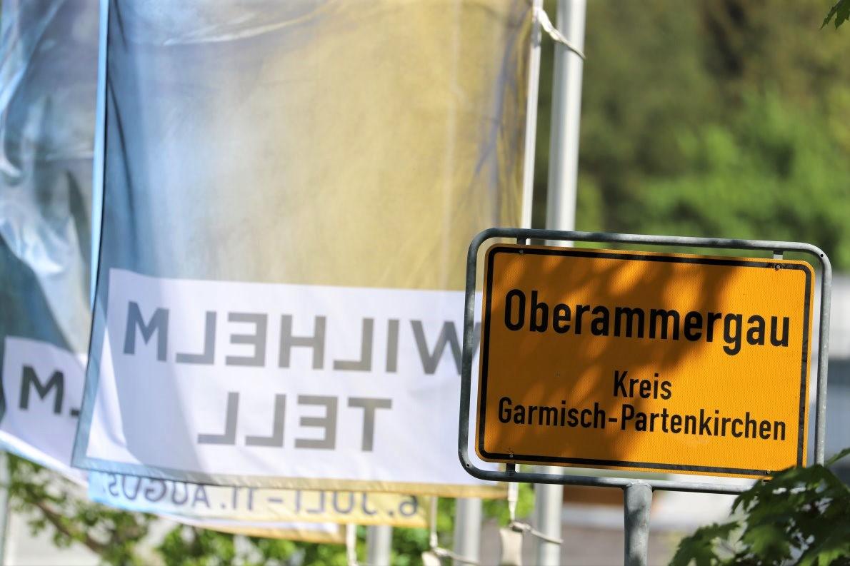 Oberammergau, Landkreis Garmisch-Partenkirchen. (Foto: Knut Kuckel)
